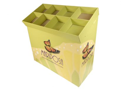 Die-Cut Displays & Boxes