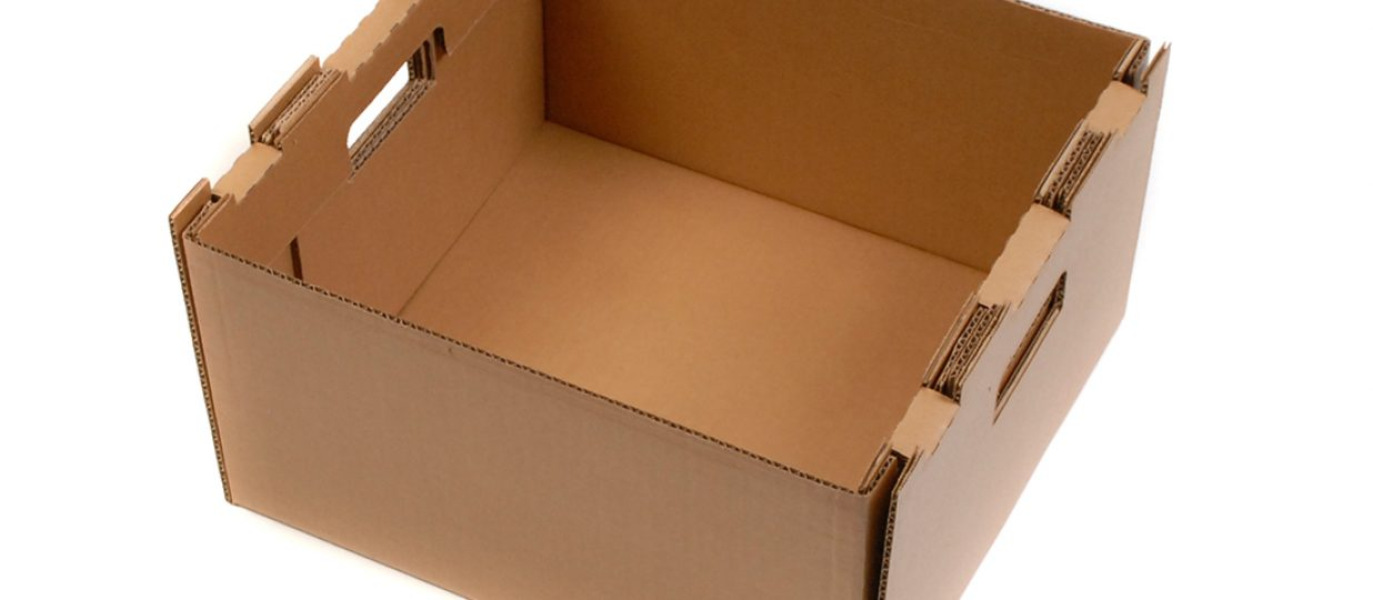How to handle hand holes on corrugated boxes