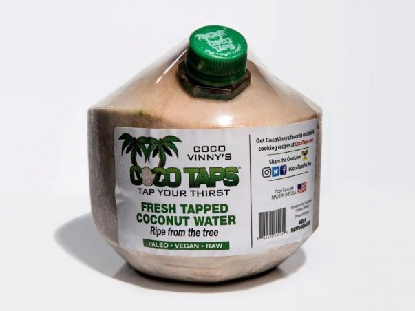 Pre-tapped coconuts at Whole Foods are a #gamechanger