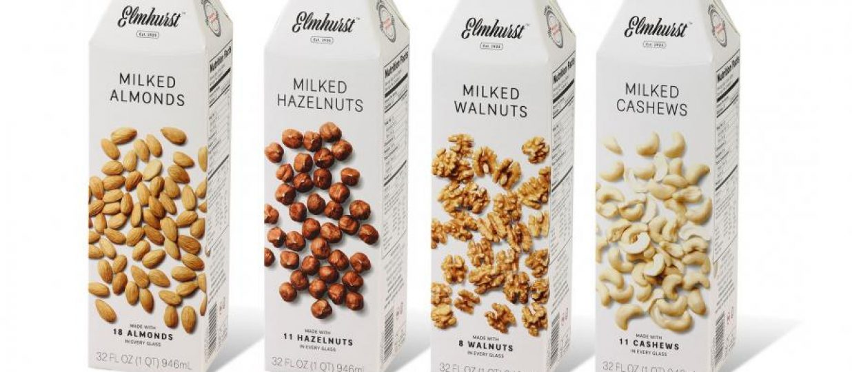 New 'carton bottle' helps Steuben Foods launch alt-milk beverage