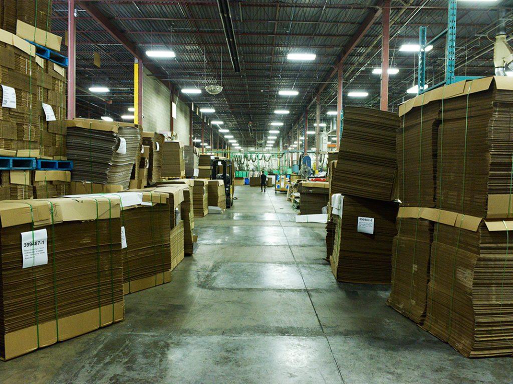 corrugated market $269 billion in 2021