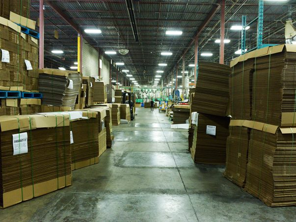 corrugated market $269 billion in 2021