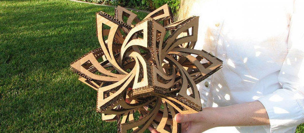 27 Insanely Clever Crafts You Can Make With Cardboard