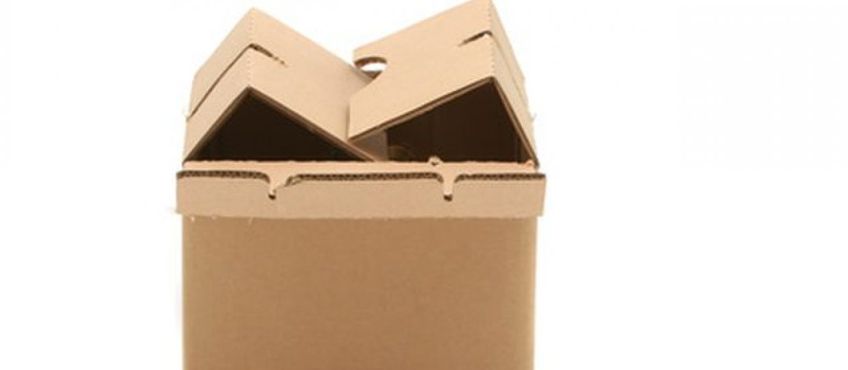 The Uses of Corrugated Cardboard