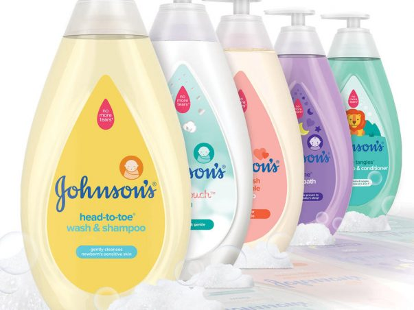 Johnson's Baby brand gets global restaging