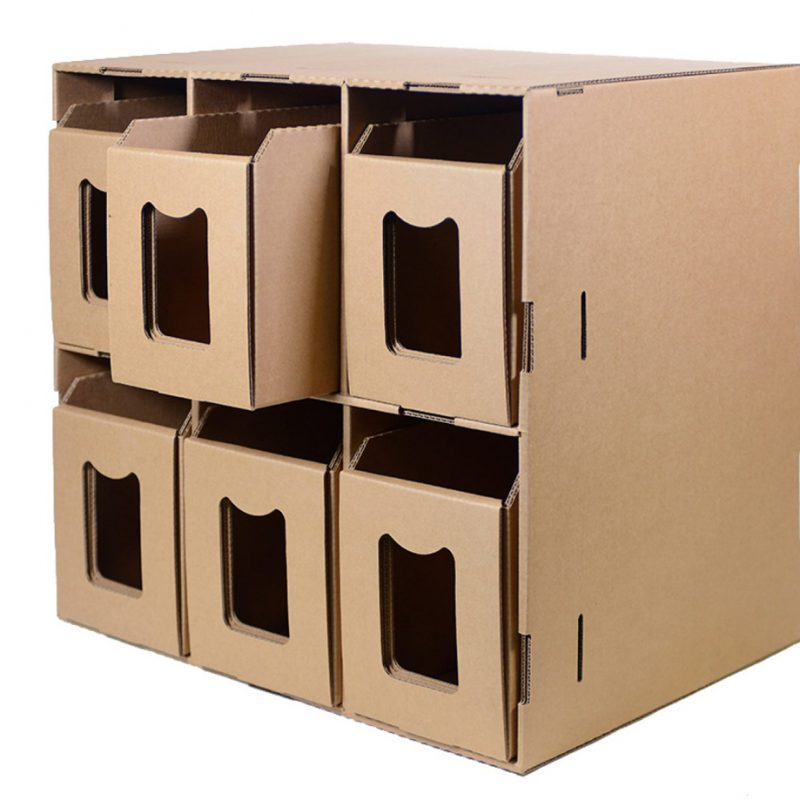 Bin Boxes & Warehouse Optimization