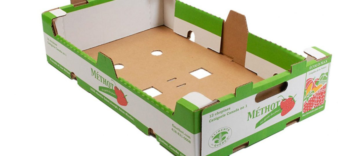 Produce Boxes – Field and Greenhouse
